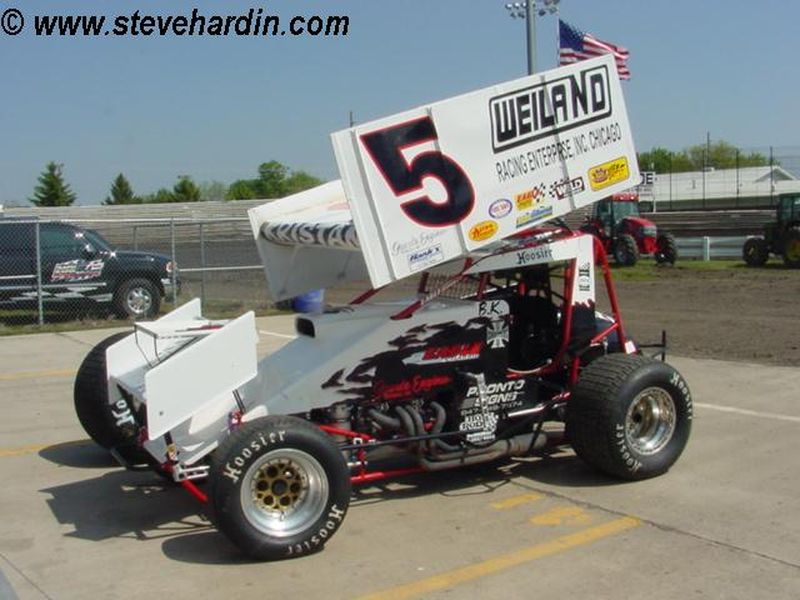 BK5 early @ Knoxville. Thanks to www.stevehardin.com