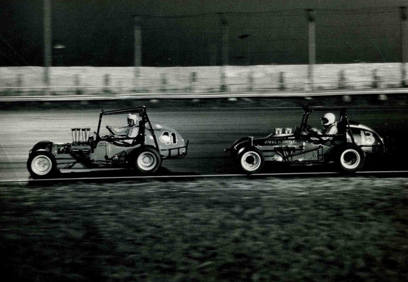 Bolton leads Wolfman, Lubbock ca. 1974.