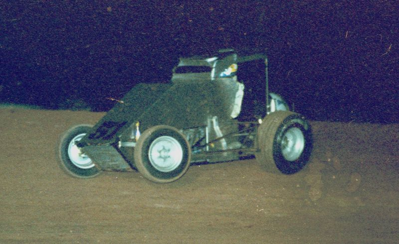 Ron Shuman in Norman Martin's 51.  He only needed three.