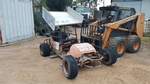 early western australian super modified powered by a holden grey motor.