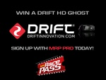 Win a Drift HD Ghost Action Camera from Drift Innovation and MyRacePass Pro
