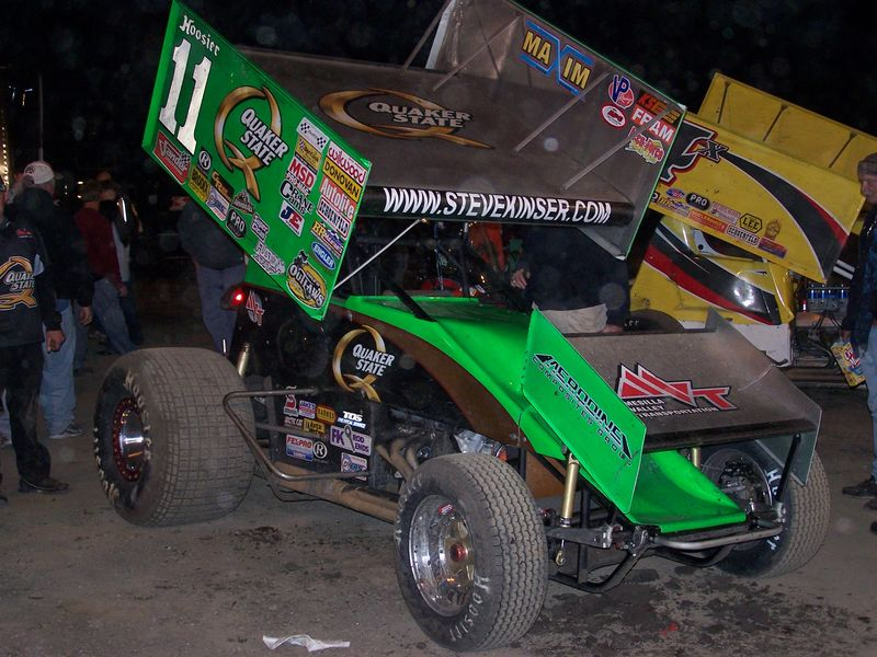 Steve at WoO Tulare 2008