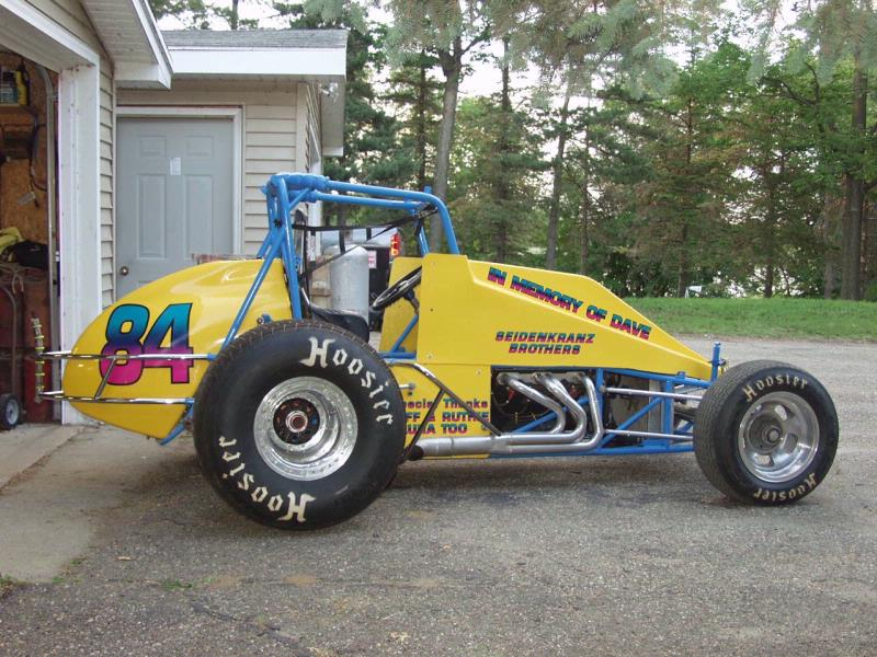 1984 Sprint Car for Sale Page 1 Minnesota Dirt Track Racing Forum