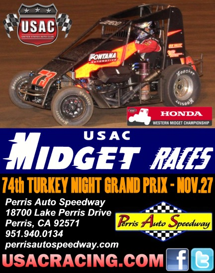 Usac midget highlights perris